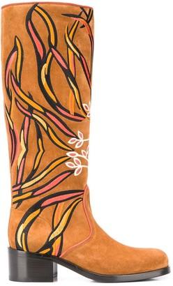 Santoni Caey boots