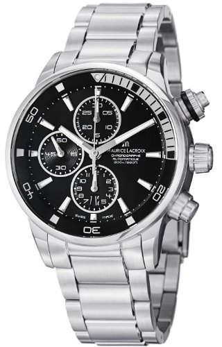 Maurice Lacroix Men's PT6008-SS002330 Pontos Chronograph Dial Watch