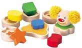 Plan Toys Stacking Clown (6 pcs)