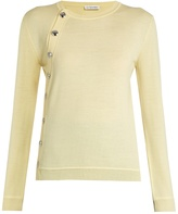 Altuzarra Minamoto asymmetric wool sweater