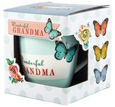 """Hallmark Wonderful Grandma"""" Bellissima Mug"""