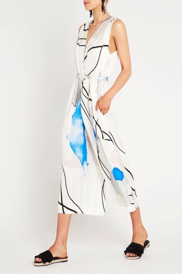 Sass & Bide The Abstract Jumpsuit