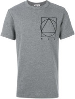 McQ glyph icon print T-shirt