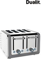 Next Dualit Grey Architect 4 Slot Toaster