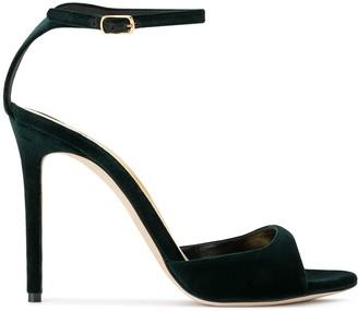 Marskinryyppy Karissa ankle-strap sandals