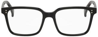 Raen Black Clay Glasses