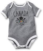 Grand Portage Canada 150 Printed Bodysuit