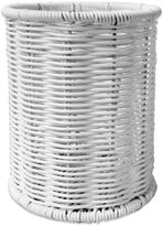 Bed Bath & Beyond White Wash Utensil Crock