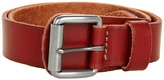 Cole Haan Painted Belt (Tango Red/Woodbury) - Apparel