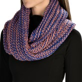 PWDR Room Twisted Infinity Scarf (For Women)