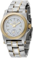 Mother of Pearl Reactor Helium Two-tone Midsize Diver Mother-of-Pearl Dial Women's Watch #RR96105