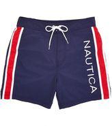 Nautica Quick Dry Signature Swim Trunk