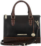 Brahmin Tuscan Tri-Texture Anywhere Convertible Satchel, Created For Macy's