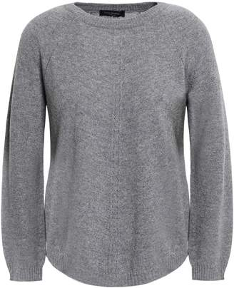Piazza Sempione Melange Wool And Cashmere-blend Sweater