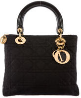 Christian Dior Cannage Medium Lady Bag