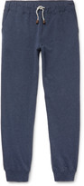 Loro Piana Slim-Fit Tapered Loopback Stretch-Cotton Jersey Sweatpants