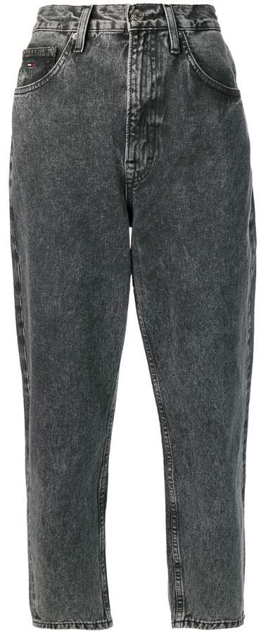 49d37e3f Tommy Jeans Black Jeans For Women - ShopStyle UK