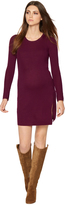 A Pea in the Pod Bcbg Max Azria Slit Maternity Dress