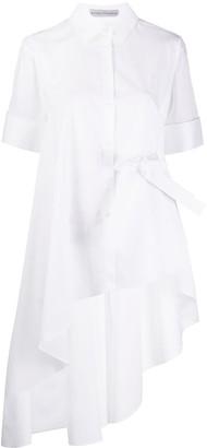 Palmer Harding Super asymmetric shirt
