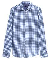 Stone Rose Men's Gingham Print