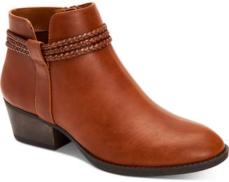 Style&Co. Style & Co Women Fellicity Ankle Booties, Women Shoes
