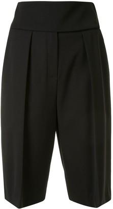 Alexandre Vauthier High-Waist Tailored Shorts