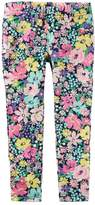Carter's Toddler Girl Floral Printed Jeggings