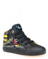 Geox Toddler Boy's Kiwi High Top Sneaker