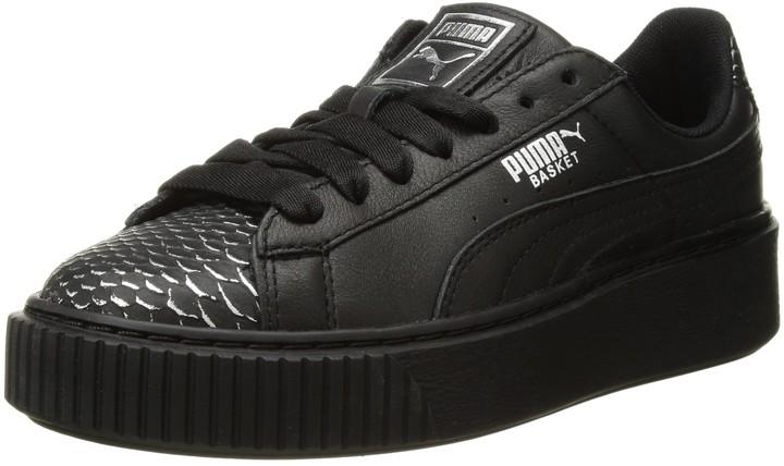 Puma Basket Platform | Shop the world's