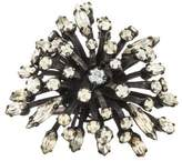 Erickson Beamon Crystal Spray Ring