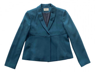 BA&SH Green Polyester Jackets