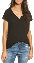 Madewell Women's Choral Split Neck Tee