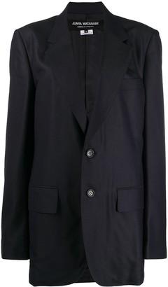 Junya Watanabe Oversized Single-Breasted Blazer