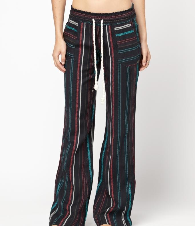 Roxy Ocean Side Striped Pants