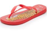 Charlotte Olympia Bruce Havaianas Flip Flops