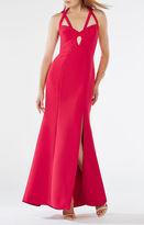 BCBGMAXAZRIA Madilynn Cutout Gown