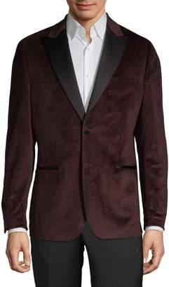 Sondergaard Velvet Suit Jacket