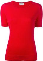 John Smedley Daniella knit T-shirt - women - Cotton - S