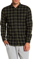 Globe Barkly Plaid Standard Fit Shirt