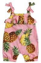 Dolce & Gabbana Pineapple Print Playsuit