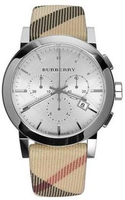 Burberry Men's Classic Chronograph 42mm Watch BU9357