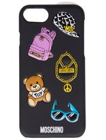 Moschino Logo Print Iphone 7 Cover