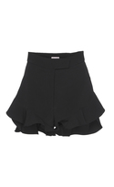 Giamba Flared Shorts