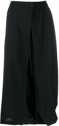 132 5. ISSEY MIYAKE Asymmetrical Trousers