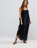 Seafolly Plaited Trim Maxi Beach Dress