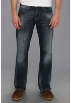 Mavi Jeans Josh Regular-Rise Bootcut in Deep Vintage