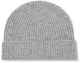 Lock & Co Hatters - Ribbed Cashmere Beanie