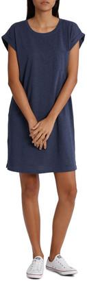 Miss Shop T-Shirt Dress Navy