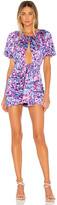 For Love & Lemons Tahiti Mini Dress