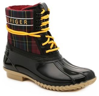 Tommy Hilfiger Hessa Duck Boot